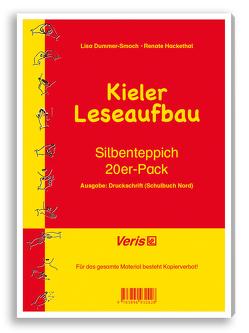 Kieler Leseaufbau. Silbenteppich. 20er-Pack von Dummer-Smoch,  Lisa, Hackethal,  Renate