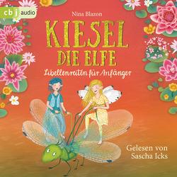 Kiesel, die Elfe – Libellenreiten für Anfänger von Blazon,  Nina, Bock,  Billy, Icks,  Sascha Maria