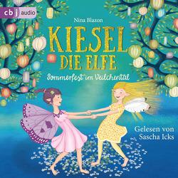 Kiesel, die Elfe – Sommerfest im Veilchental von Blazon,  Nina, Bock,  Billy, Icks,  Sascha Maria
