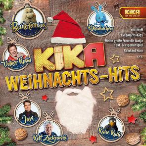 KiKA Weihnachts Hits von Lehel,  Tom, Rosin,  Volker, Tanzalarmkids, u.v.a., Zuckowski,  Rolf