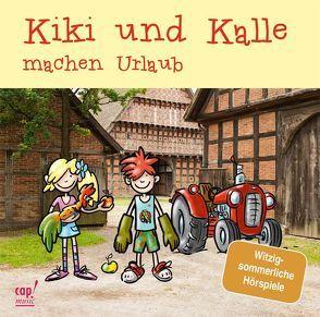 Kiki und Kalle machen Urlaub von Primke,  Jan