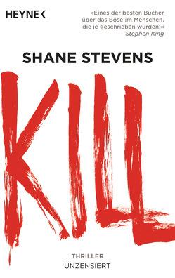 Kill von Dunkel,  Alfred, Stevens,  Shane