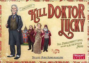 Kill Doktor Lucky Deluxe von Ernes,  James, Truant,  Mario