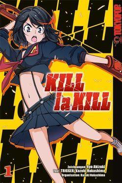 Kill la Kill 01 von Akizuki,  Ryo, Nakashima,  Kazuki, Trigger