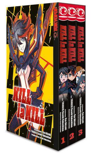 Kill la Kill Box von Akizuki,  Ryo, Nakashima,  Kazuki, Trigger