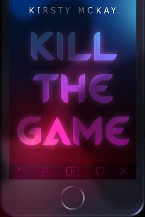 Kill the Game – Psychothriller von Böhmert,  Frank, McKay,  Kirsty
