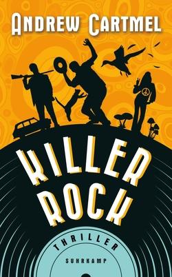 Killer Rock von Cartmel,  Andrew, Wörtche,  Thomas