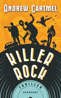 Killer Rock von Cartmel,  Andrew, Mende,  Susanna, Wörtche,  Thomas