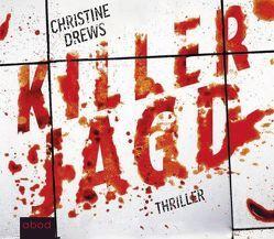 Killerjagd von Berlinghof,  Ursula, Drews,  Christine