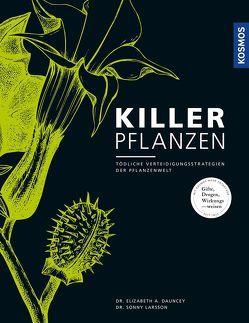 Killerpflanzen von Dauncey,  Elizabeth, Larsson,  Sonny