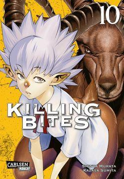 Killing Bites 10 von Christiansen,  Lasse Christian, Murata,  Shinya, Sumita,  Kazasa