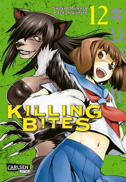 Killing Bites 12 von Christiansen,  Lasse Christian, Murata,  Shinya, Sumita,  Kazasa