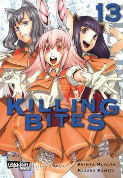 Killing Bites 13 von Christiansen,  Lasse Christian, Murata,  Shinya, Sumita,  Kazasa