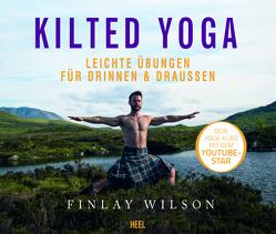 Kilted Yoga von Wilson,  Finlay