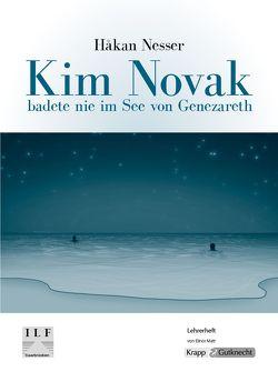Kim Novak badete nie im See von Genezareth – Håkan Nesser von Matt,  Elinor, Verlag GmbH,  Krapp & Gutknecht