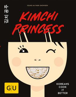 Kimchi Princess von Park-Snowden,  Young-Mi