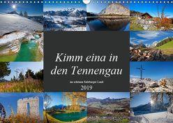 Kimm eina in den Tennengau (Wandkalender 2019 DIN A3 quer) von Kramer,  Christa