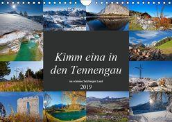 Kimm eina in den Tennengau (Wandkalender 2019 DIN A4 quer) von Kramer,  Christa