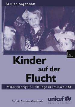 Kinder auf der Flucht von Angenendt,  Steffen