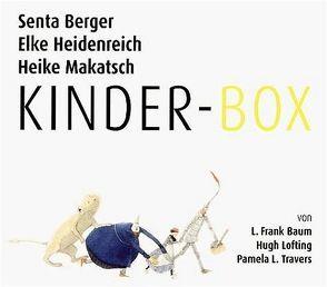 Kinder-Box von Baum,  Frank L., Berger,  Senta, Heidenreich,  Elke, Lofting,  Hugh, Makatsch,  Heike, Travers,  Pamela L.