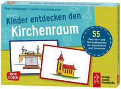 Kinder entdecken den Kirchenraum von Gremmelspacher,  Carmen, Hitzelberger,  Peter, Müller,  Martina
