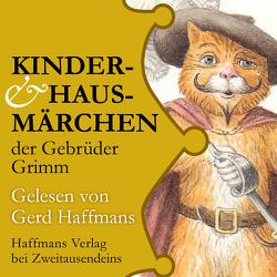 Kinder- & Hausmärchen der Brüder Grimm von Gebrüder Grimm, Haffmans,  Gerd
