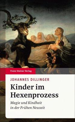 Kinder im Hexenprozess von Dillinger,  Johannes