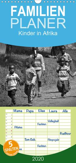 Kinder in Afrika – Familienplaner hoch (Wandkalender 2020 , 21 cm x 45 cm, hoch) von Binder,  Ralph