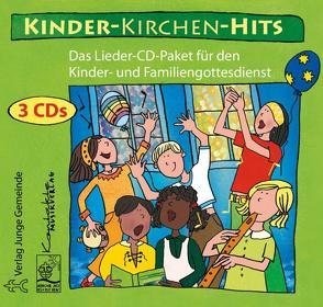 Kinder-Kirchen-Hits von Horn,  Reinhard, Nagel,  Matthias