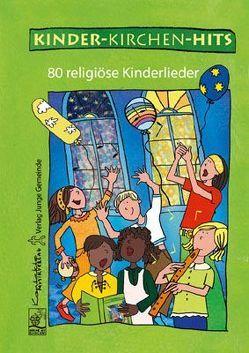 Kinder-Kirchen-Hits von Horn,  Reinhard, Nagel,  Matthias, Othmer-Haake,  Kerstin, Peters,  Lilo, Walter,  Ulrich