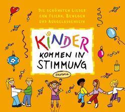 Kinder kommen in Stimmung von Budde,  Pit, Hering,  Wolfgang, Höfele,  Hartmut E, Kindel,  Unmada Manfred, Kiwit,  Ralf, Vogdt,  Michi