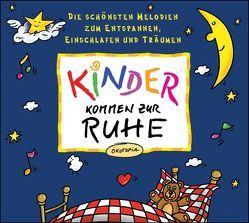 Kinder kommen zur Ruhe von Friebel,  Volker, Kiwit,  Ralf