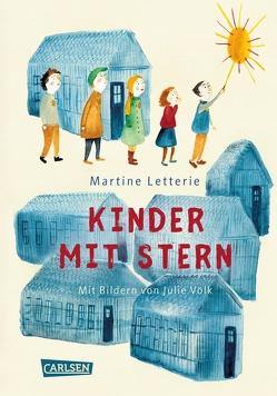Kinder mit Stern von Kluitmann,  Andrea, Letterie,  Martine, Völk,  Julie