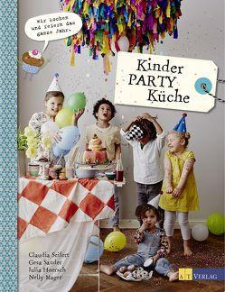 Kinder-Party-Küche von Hoersch,  Julia, Mager,  Nelly, Sander,  Gesa, Seifert,  Claudia