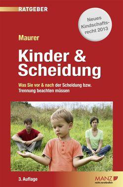 Kinder & Scheidung von Maurer,  Ewald