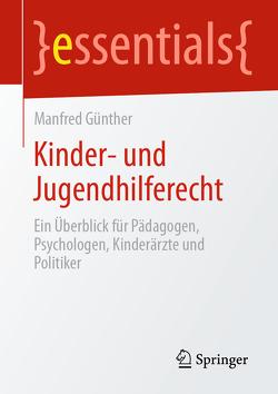 Kinder- und Jugendhilferecht von Günther,  Manfred