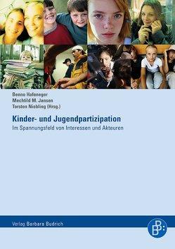 Kinder- und Jugendpartizipation von Hafeneger,  Benno, Jansen,  Mechtild M, Niebling,  Torsten