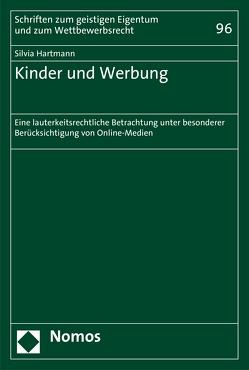 Kinder und Werbung von Hartmann,  Silvia