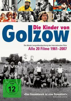 Kinder von Golzow (18 DVD im Schuber), Die von Junge,  Barbara, Junge,  Winfried
