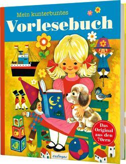 Kinderbücher aus den 1970er-Jahren: Mein kunterbuntes Vorlesebuch von Brüder Grimm, , Kuhn,  Felicitas