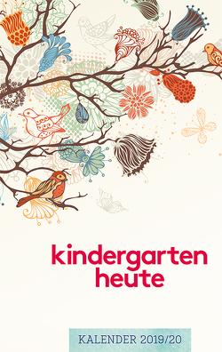 kindergarten heute kalender 2019/20