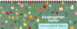 kindergarten heute tischkalender 2020/21