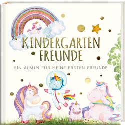 Kindergartenfreunde – EINHORN von Loewe,  Pia