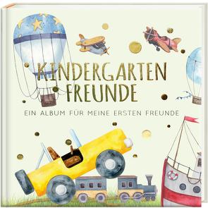 Kindergartenfreunde – FAHRZEUGE von Loewe,  Pia