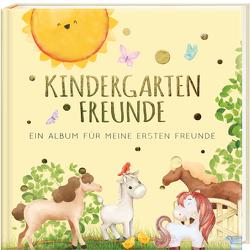 Kindergartenfreunde – PFERDE von Loewe,  Pia