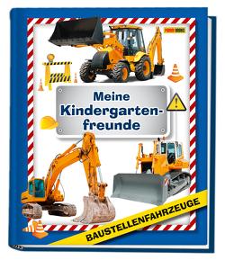 Baustellenfahrzeuge: Meine Kindergartenfreunde von Panini