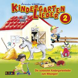Kindergartenlieder 2 von Various, Weisshaar,  Armin