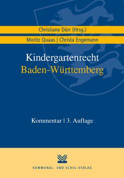 Kindergartenrecht Baden-Württemberg von Dürr,  Christiane