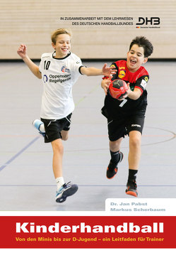 Kinderhandball von Pabst,  Dr. Jan, Scherbaum,  Markus