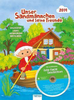 Kinderkalender Unser Sandmännchen 2019 Familienkalender